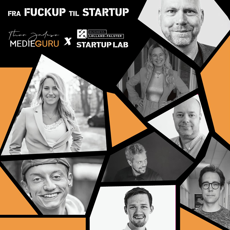 Fra Fuckup til Startup
